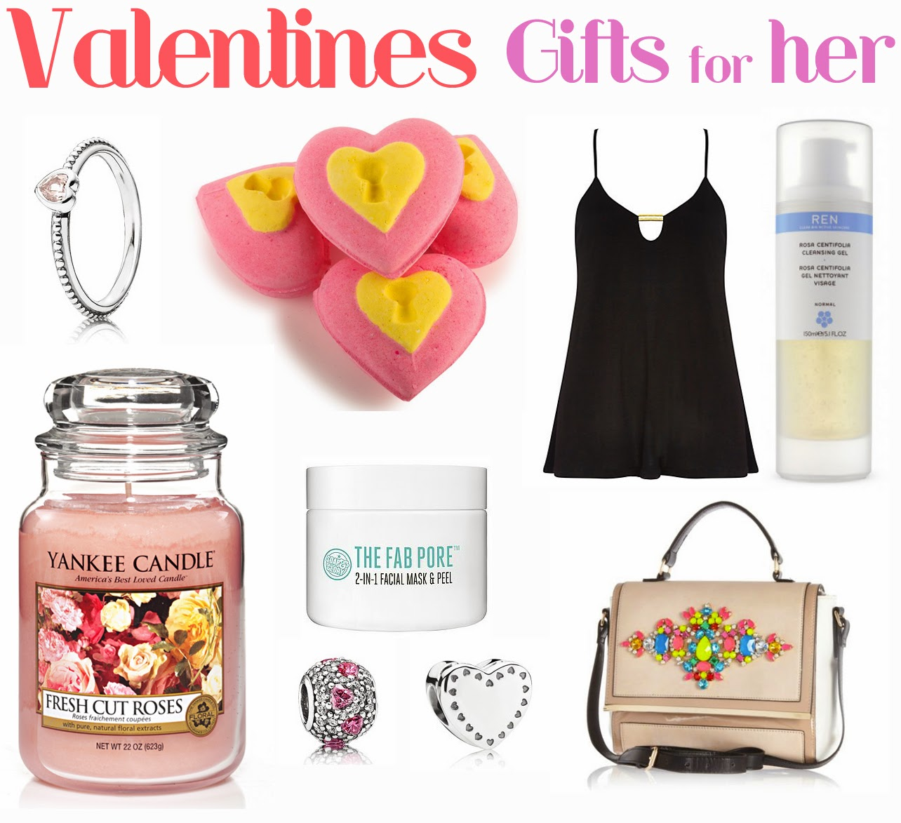 Sophie Elle Valentines Gift Ideas For Her
