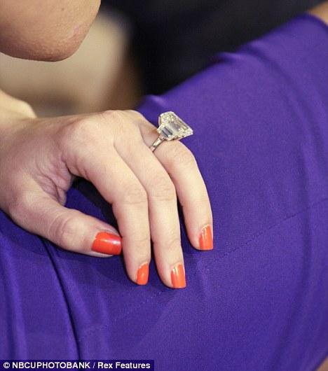 Kim Kardashian s Engagement Ring 2 Million Dollar Ring