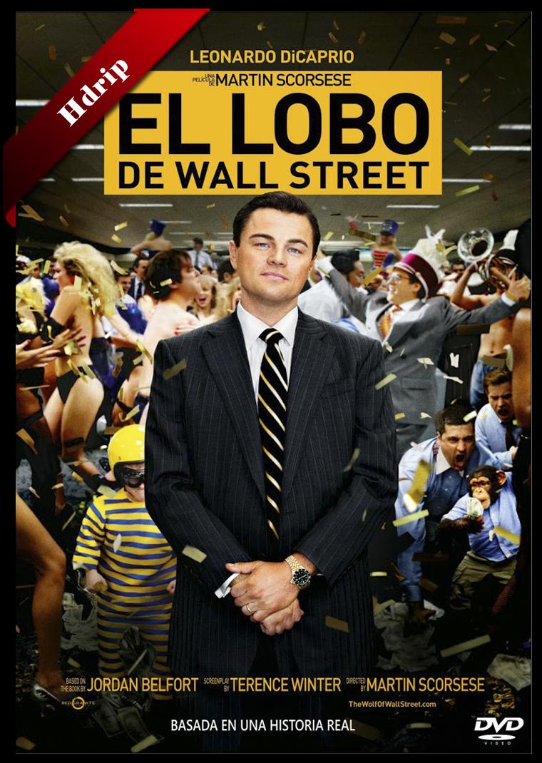 El Lobo De Wall Street Hdrip Castellano 2013