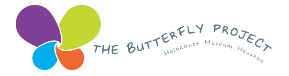 butterfly project holocaust 15 million innocent children perished in the holocaust in an effort to remember them, holocaust museum houston is collecting 15 million handmade butterfli.