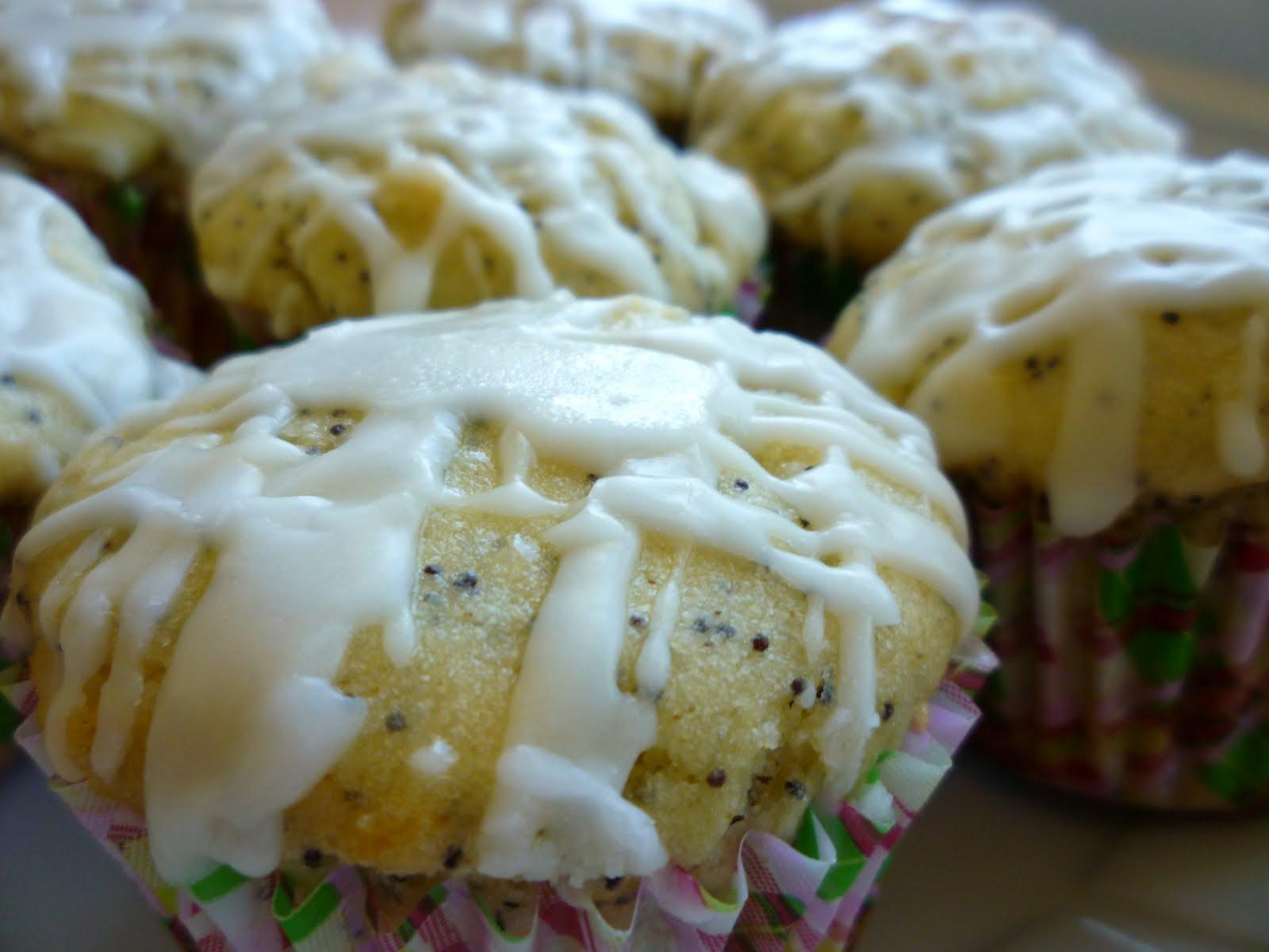YummyAllergenFree: Lemon Poppy Seed Muffins-Gluten Free, Dairy Free ...