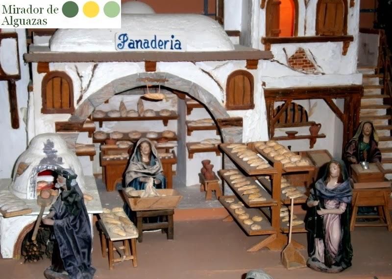 Mirador De Alguazas Inaugurado El Beln Monumental De