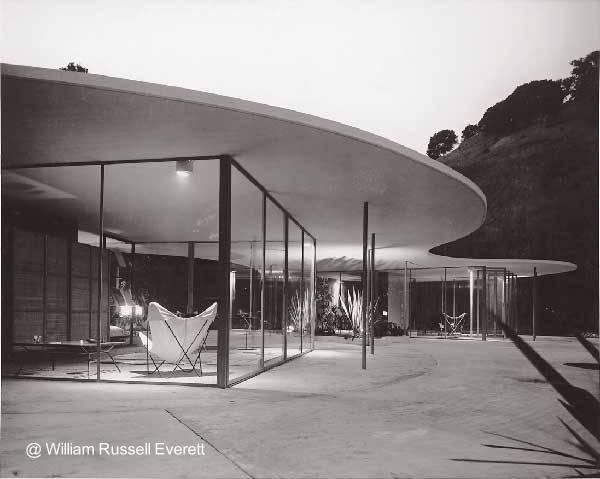 Casa Moderna en Orinda, California 1951,