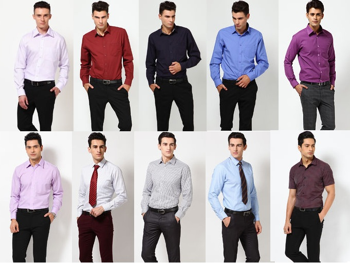 Formal Shirts For Men Patterns And Styles Design Your Clothing