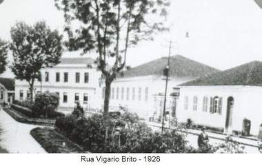 RUA VIGARIO BRITO EM 1928
