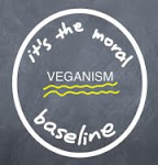 Veganism is the moral baseline of the animal rights movement