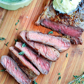 Pan-Seared Steak with Garlic Butter | by Life Tastes Good