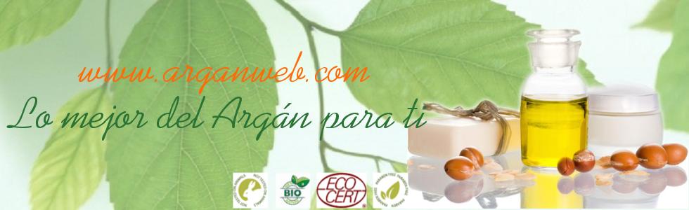 Aceite de Argán 100% Bio para todo tipo de tratamientos