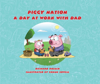 Piggy Nation Children&#39;s Book!