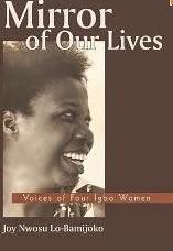 http://www.amazon.com/Mirror-Our-Lives-Women/dp/1450278965