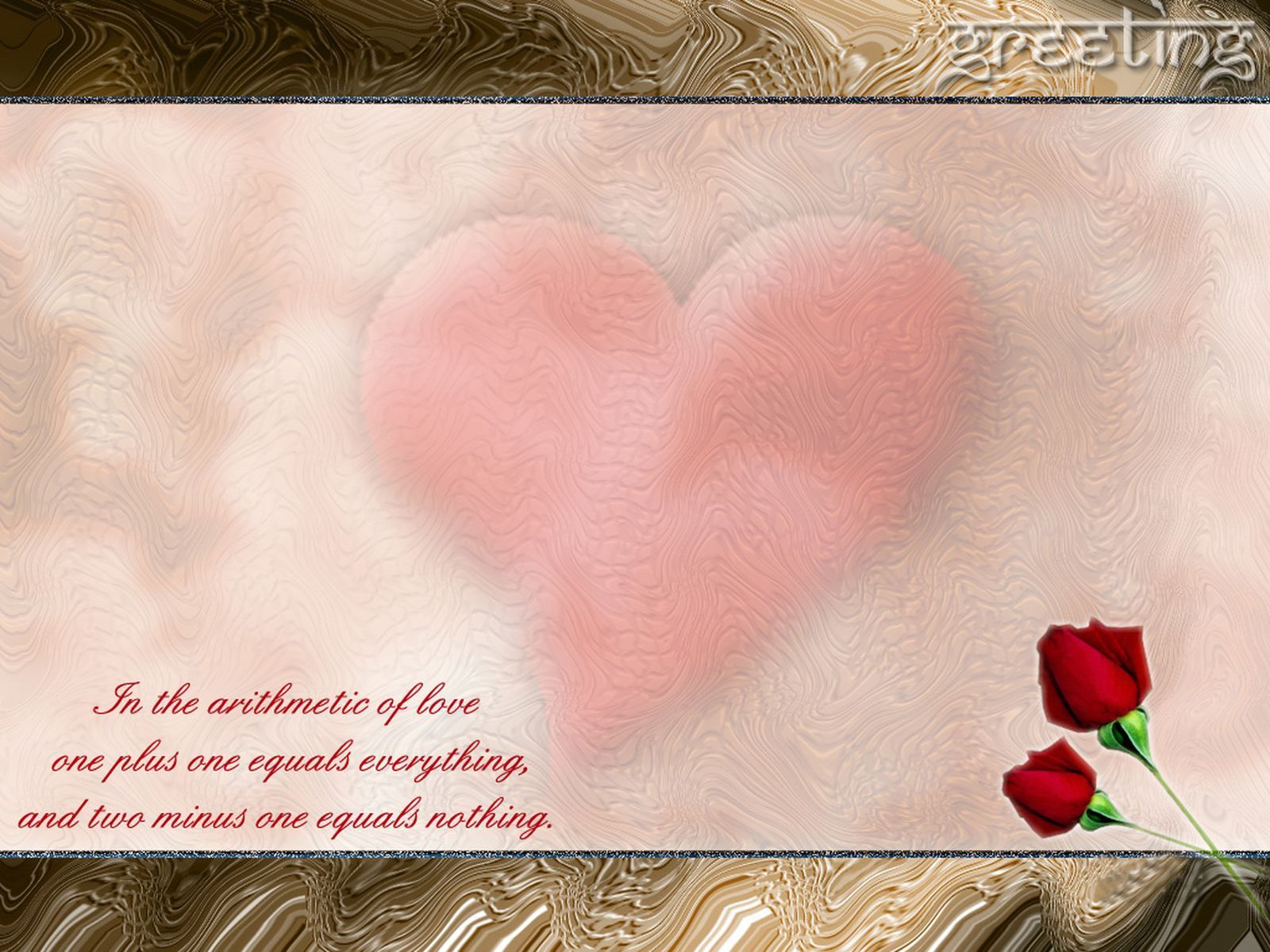 wallpaper with love message - photo #2