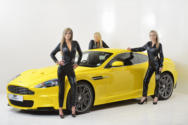 supercar rally girls rogue rally aston martin dbs
