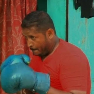 Kamal Kumar has two sons, both of who have played at the state level and won medals. He trains them personally and hopes that history does not repeat with them.