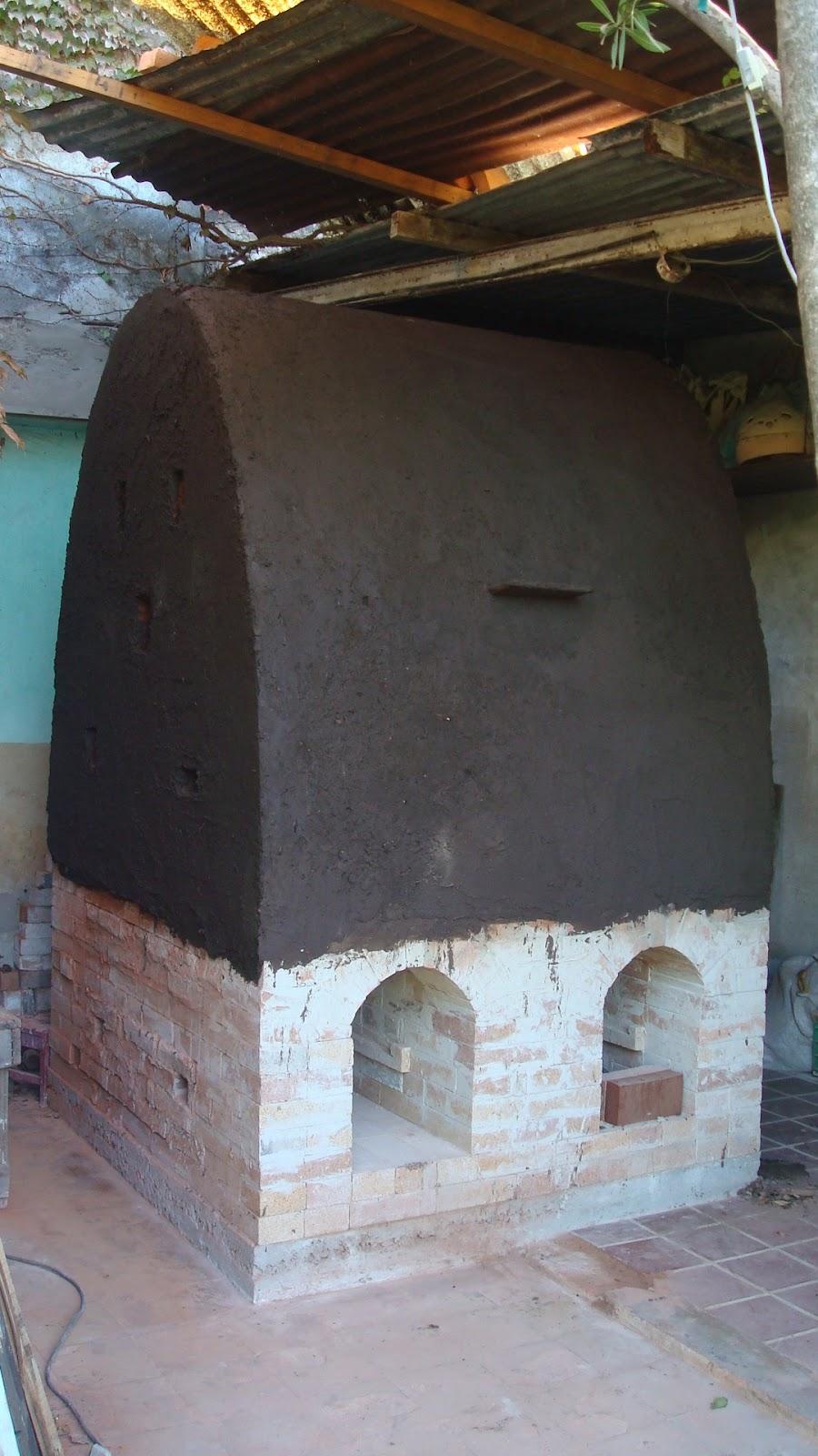 E t c construcci n de nuestro horno a le a - Construccion de un horno de lena ...