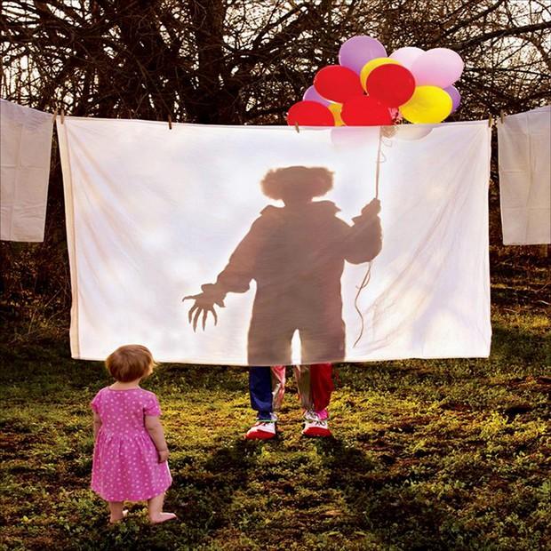 Childhood Nightmares By Joshua Hoffine