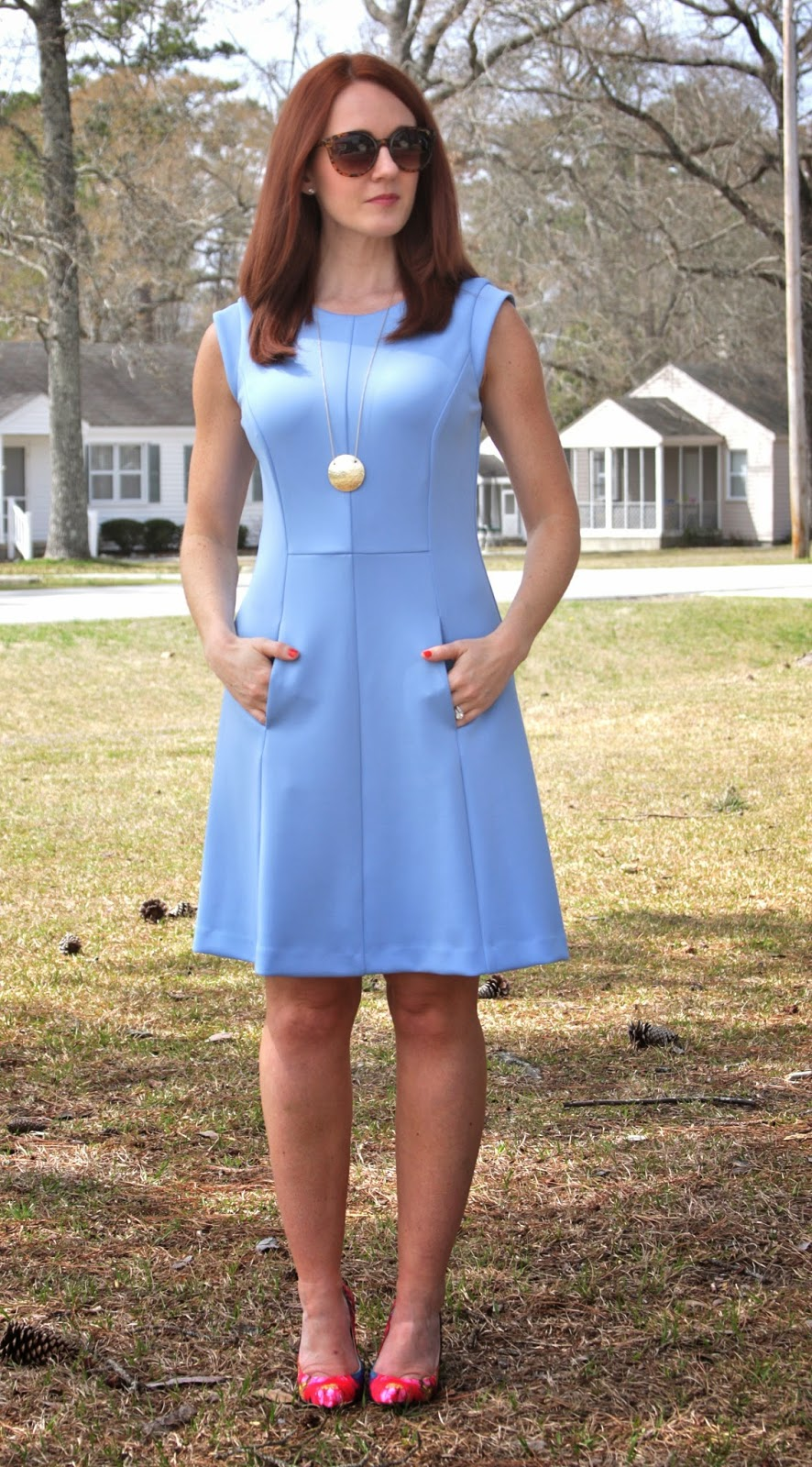 Dress Beautifully: Carolina