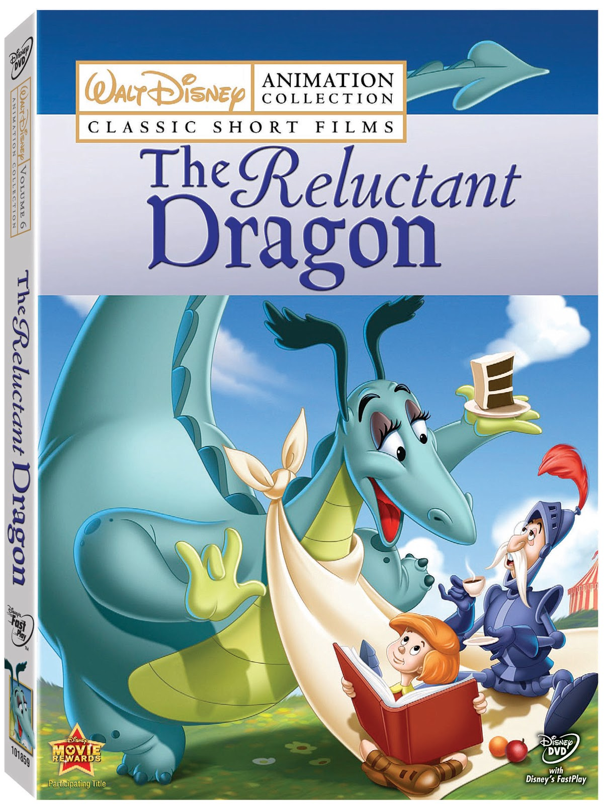 The Reluctant Dragon movie