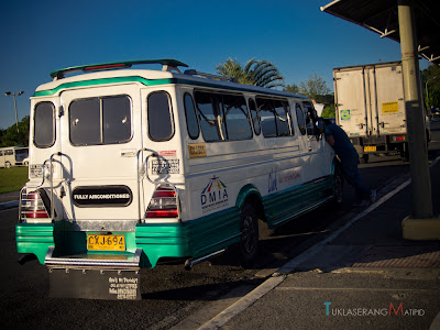 backpacking shoestring travel cheap to airport philippines