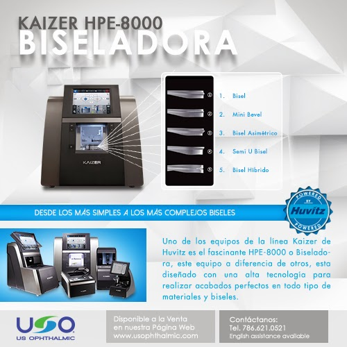Kaizer HPE-8000 - US Ophthalmic