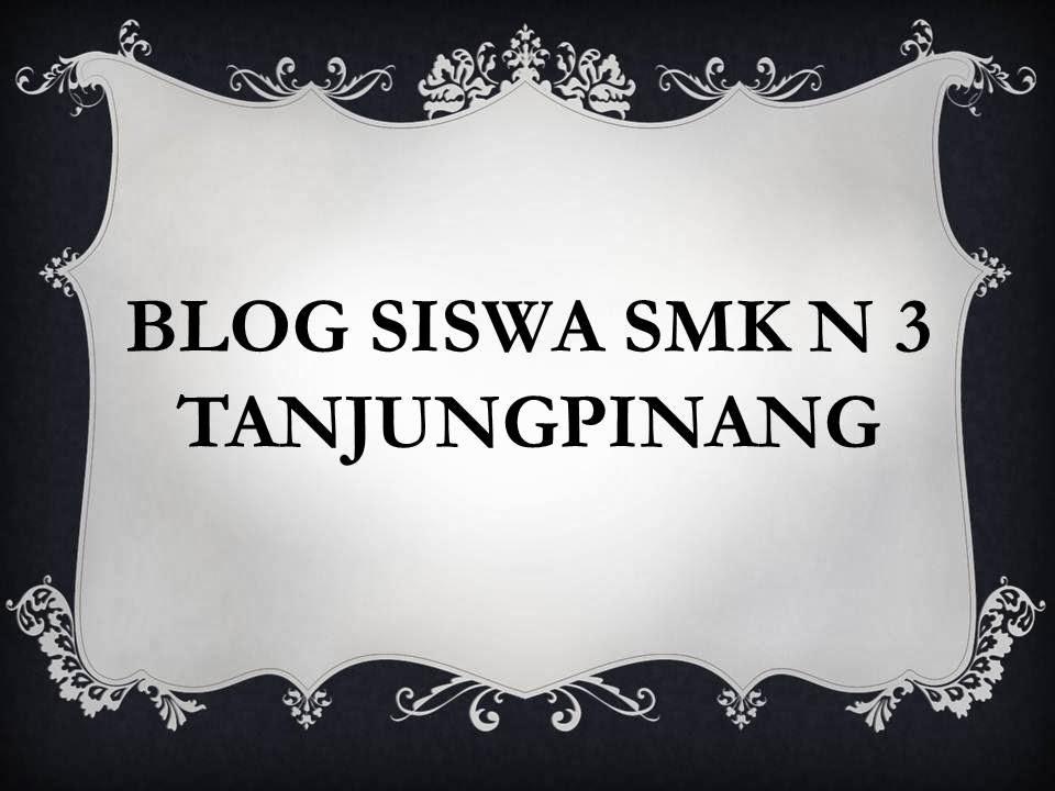 Link Blog Siswa