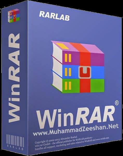 WinRAR 5.20 Final 32Bit & 64Bit inc.Patch Free Download