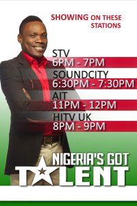 Nigeria's Got Talent!