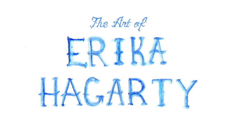The Art of Erika Hagarty