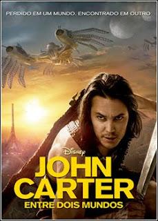 Assistir John Carter – Entre Dois Mundos Online Dublado