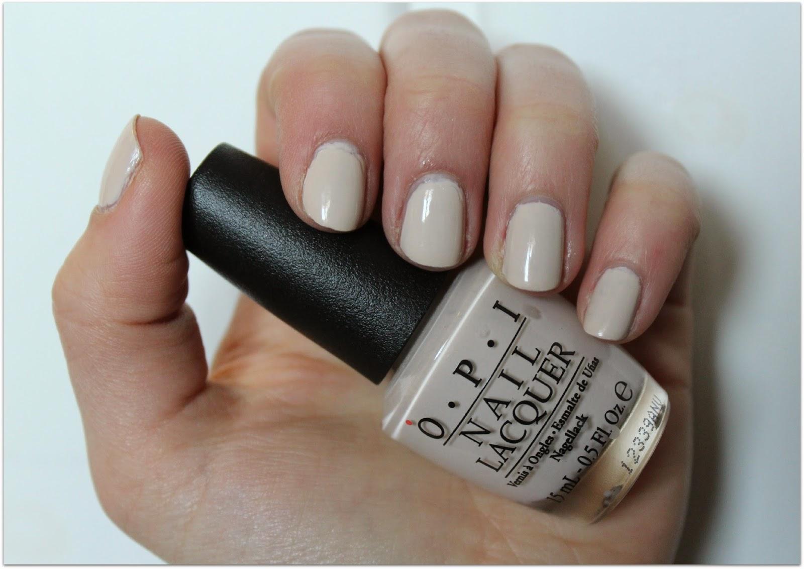 Life is Short. Buy the Makeup.: Review: OPI Nail Polish in \