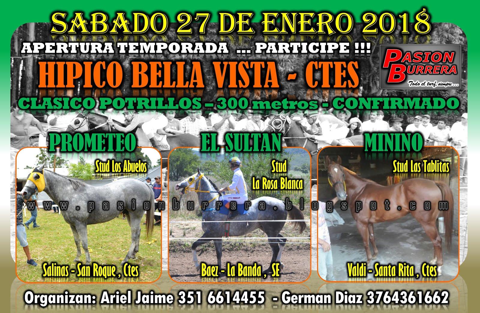 BELLA VISTA 27 - POTRILLOS