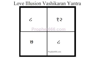 Indian Voodoo Spell foe Love Illusion