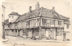 The oldest inhabited building in Saffron Walden