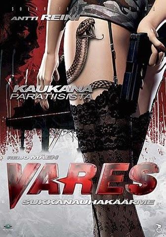 Vares - Sukkanauhakäärme (2011) ταινιες online seires xrysoi greek subs