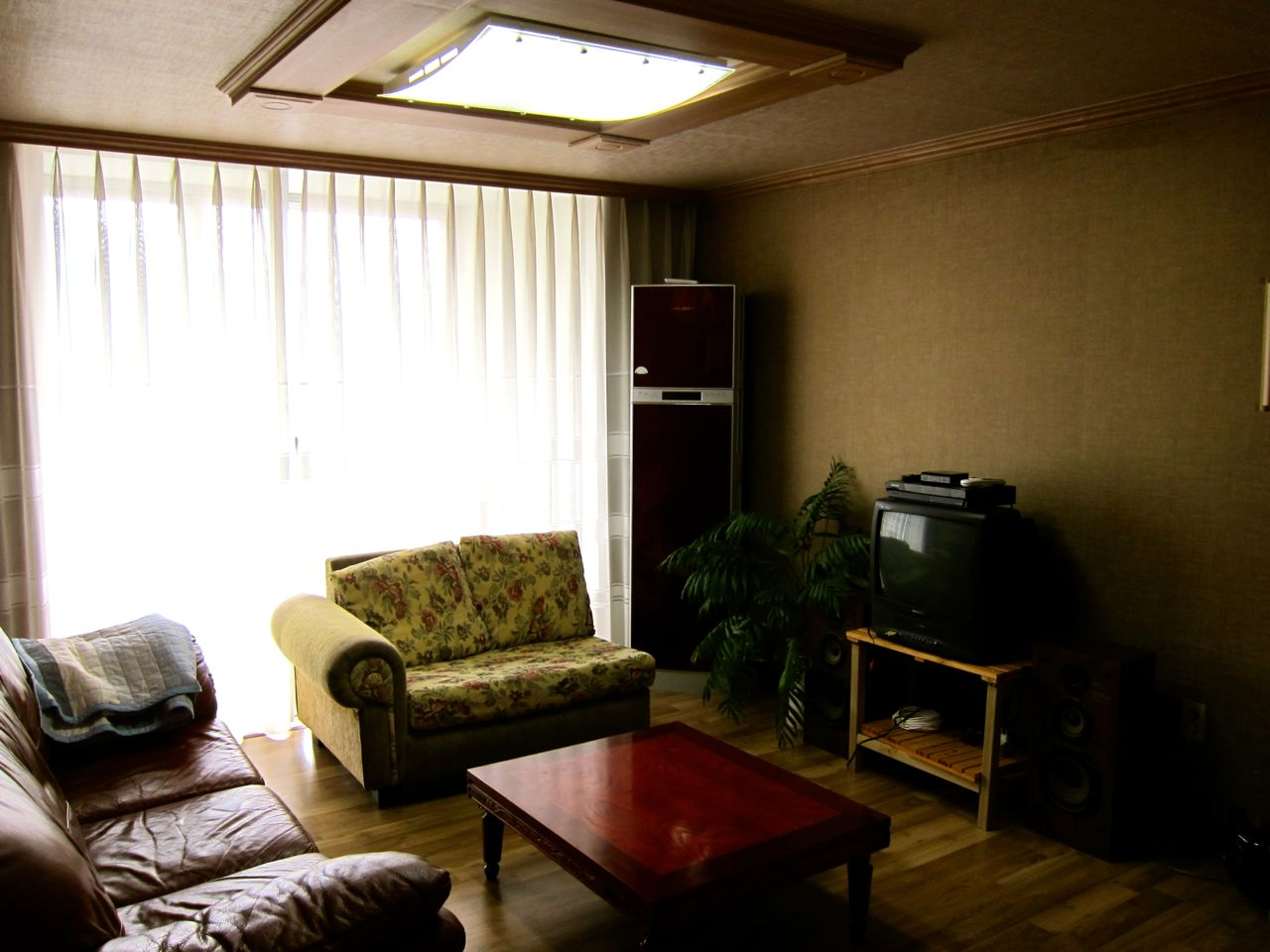 korean apartment