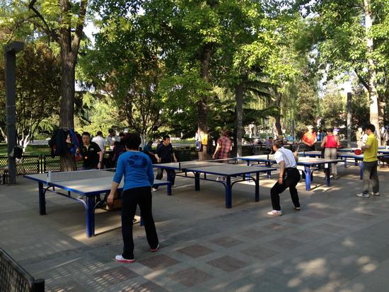 حديقة لونغتان
