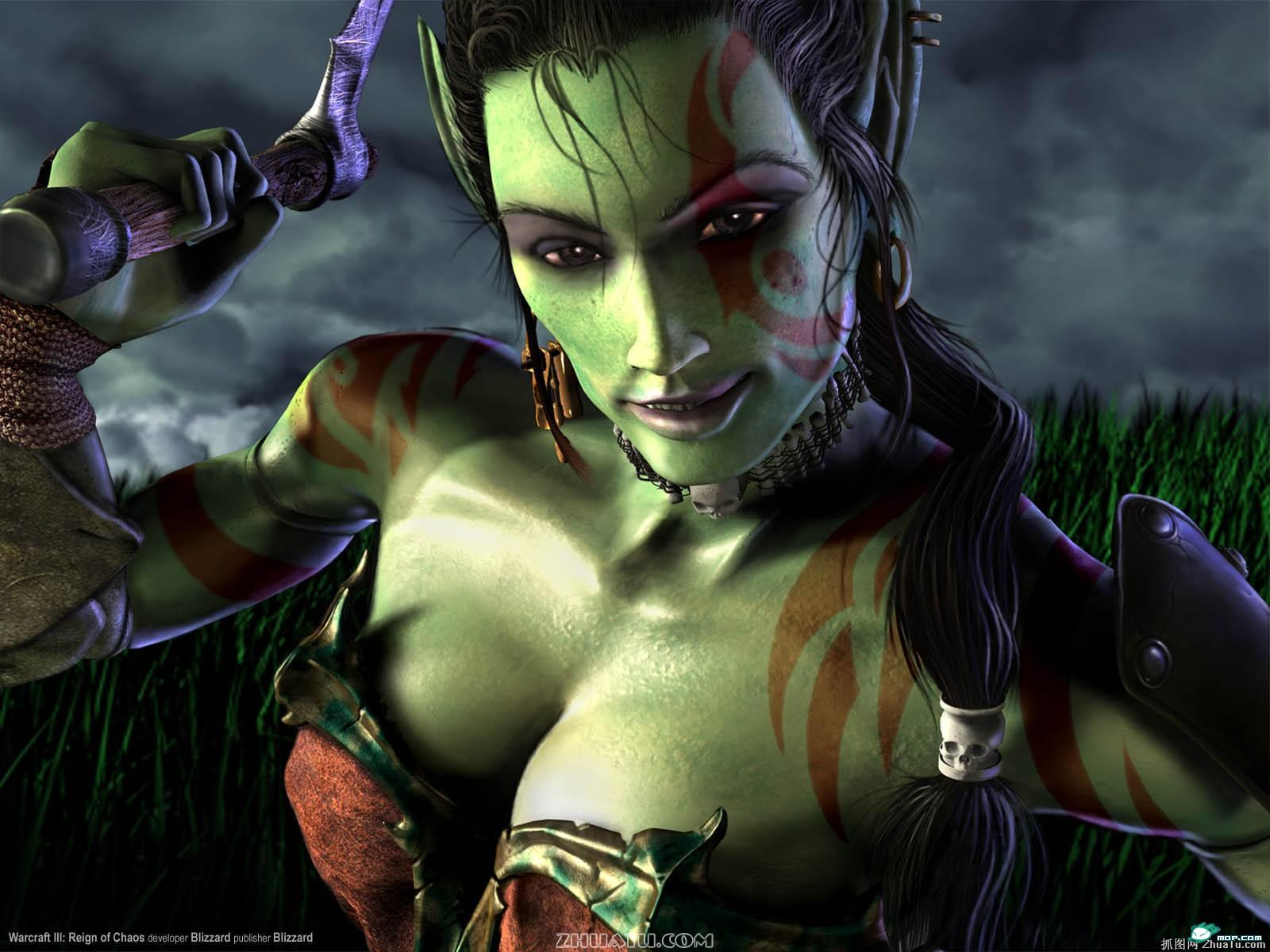 Sexy orc wow fucking download