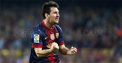goles de Messi Barça Real Madrid