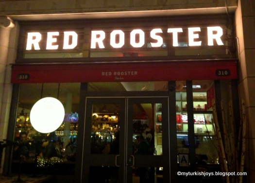 Red rooster soul food jazz in nyc s harlem my for Food bar harlem