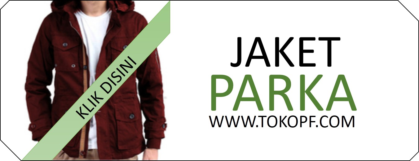 READY STOCK PARKA
