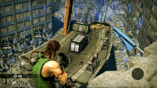 Game Bionic Commando PC Full Version Gratis 1