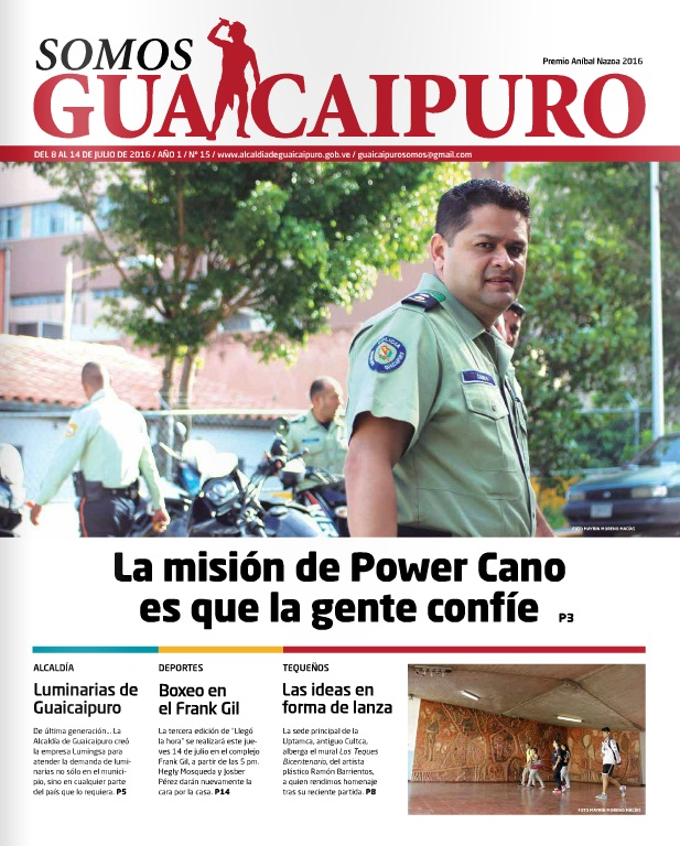 Somos Guaicaipuro 15