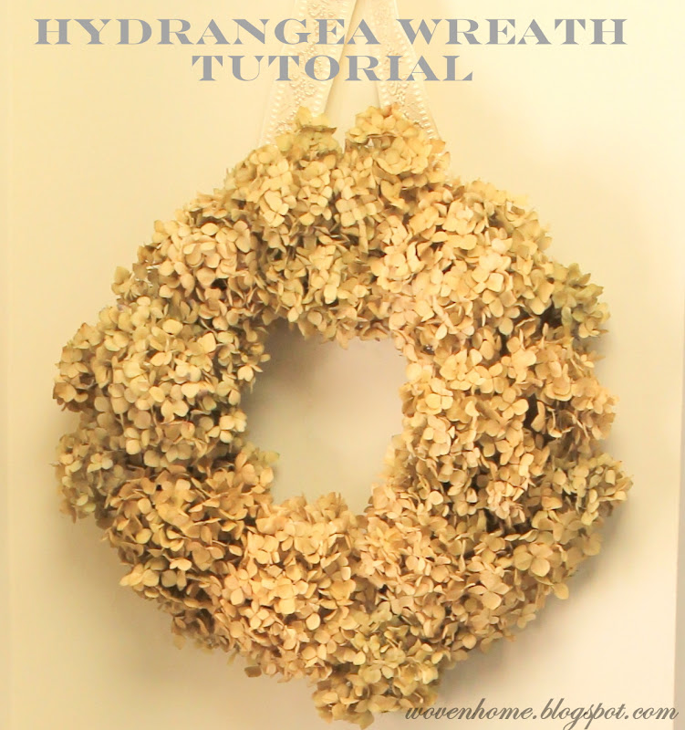 hydrangea wreaths how to make