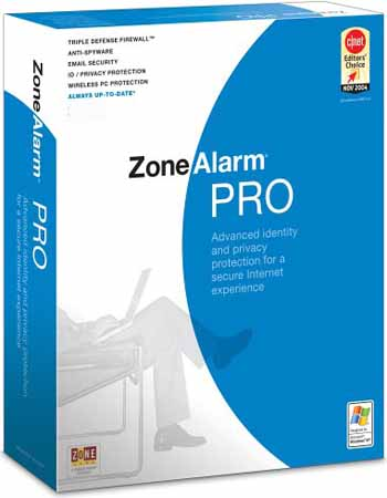 Download ZoneAlarm PRO v10.0.241.000