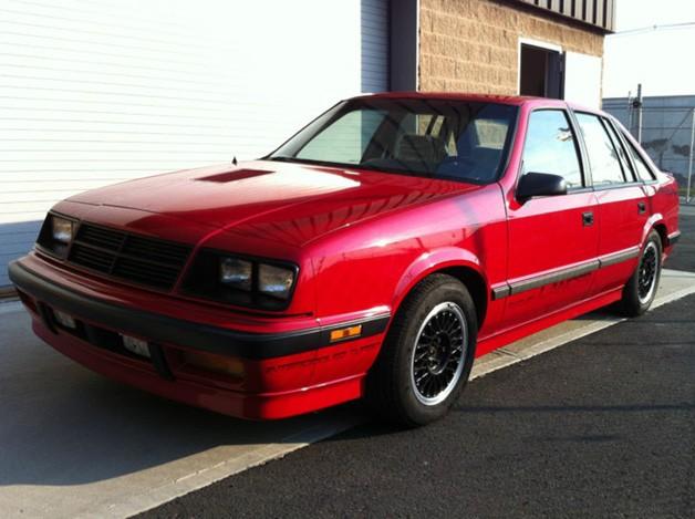 eBay Watch: New Unrigistered Dodge/Shelby on eBay ...