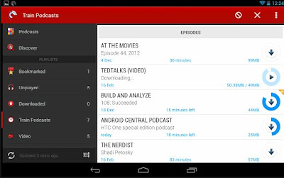 Pocket Casts Apk Android