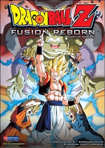 Dragon Ball Z: ¡Fusión! HD 1080p Latino 1995