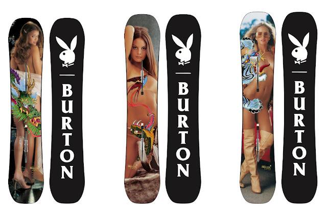 Burton x Playboy Snowboard | Die Winter 2016 Snowboard Kollektion