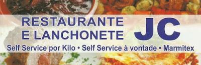 JC RESTAURANTE E LANCHONETE Self-Service por Kilo, Self-Service à Vontade e Marmitex Rua. Cel. Eugênio Motta, 422 Centro - Boituva - SP tel: (15) 3263-2558 / 99748-3098