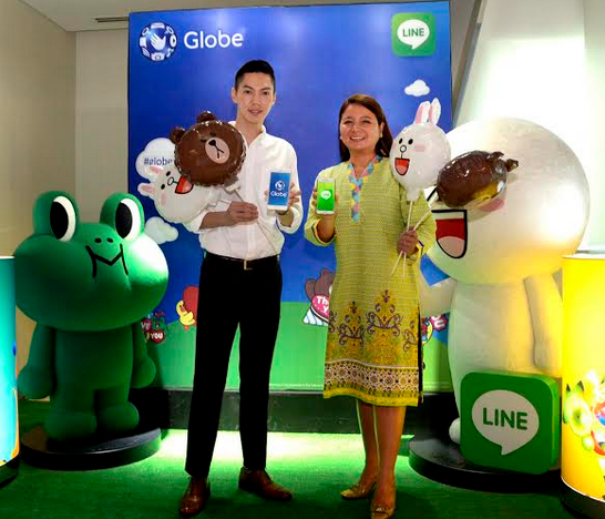 Globe, Line Partnership