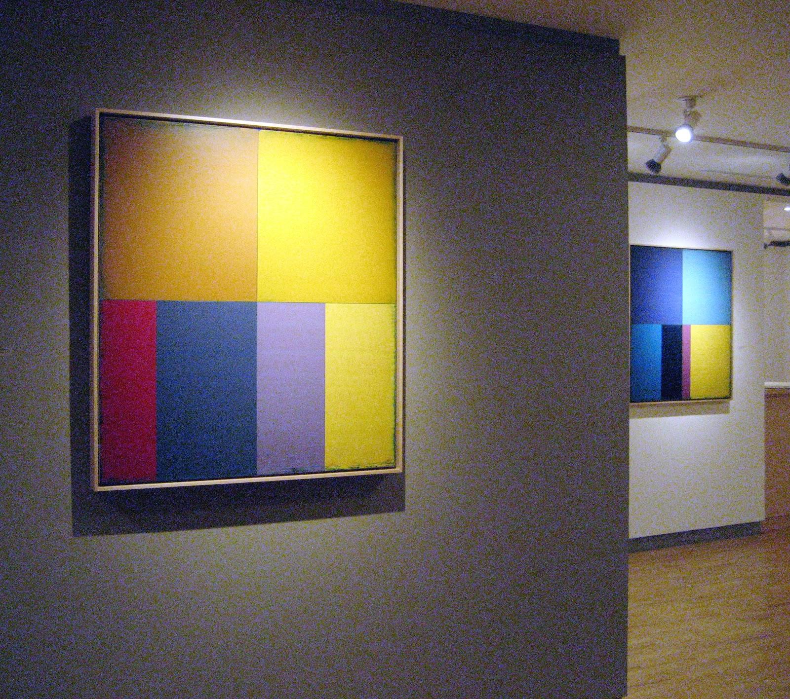 Joanne Mattera Art Blog: Building Geometry: Steven Alexander,